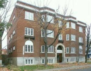 Kert Apartments